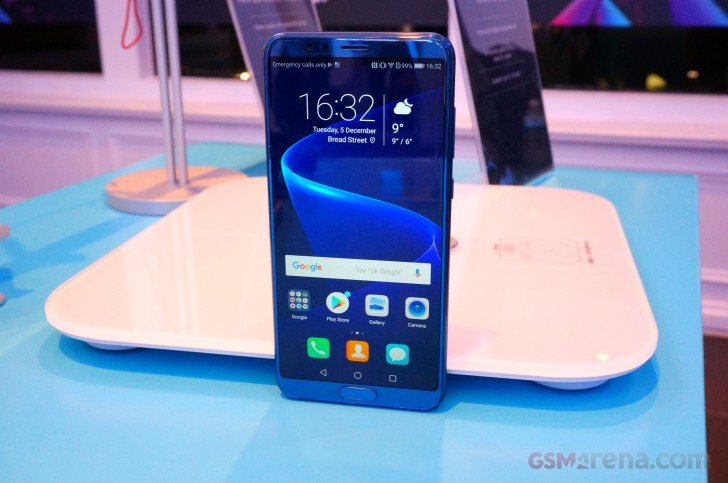 Huawei Honor V10 hands-on review