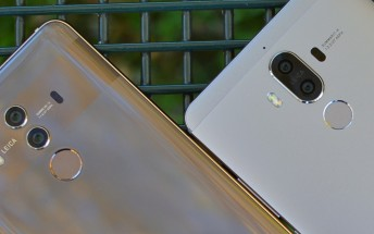 Huawei Mate 10 Pro vs. Mate 9 camera shootout