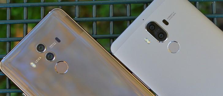 Huawei Mate 10 Pro vs. Mate 9 camera shootout