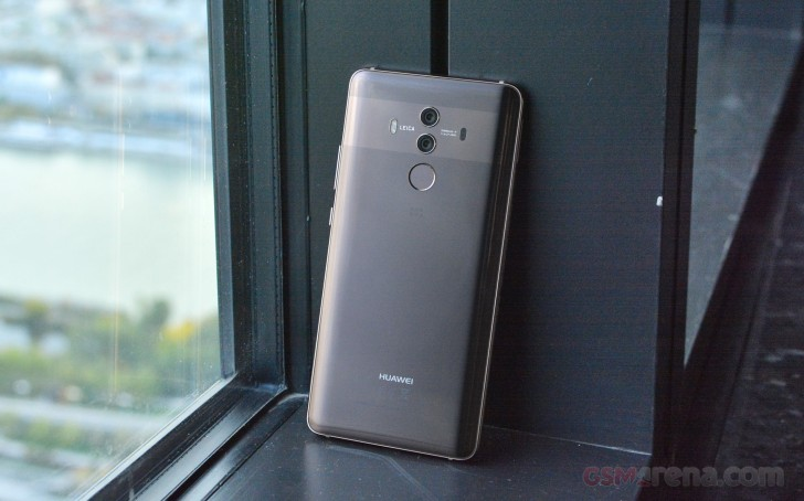 Huawei Mate 10 hands-on review