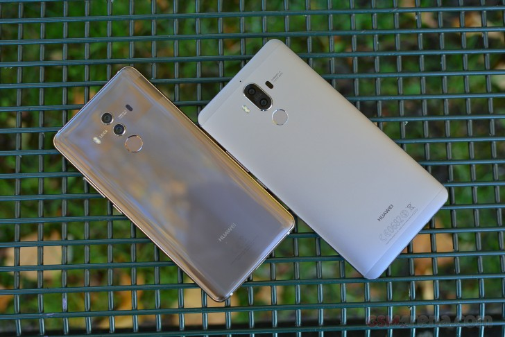 Huawei Mate 10 Pro camera gets 97 marks on DxO test
