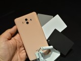 Huawei Mate 10 in Pink Gold - f/4.0, ISO 100, 1/350s - Huawei Mate 10 hands-on review