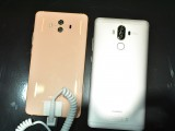 Huawei Mate 10 in Pink Gold - f/4.0, ISO 125, 1/250s - Huawei Mate 10 hands-on review