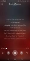 Lyrics - Huawei Mate 10 Lite review