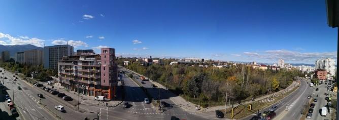 Huawei Mate 10 Pro panoramic sample - Huawei Mate 10 Pro review