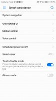 Smart assistance with navigation options - Huawei Mate 10 review