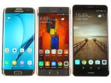 Huawei Mate 9 Pro between the Galaxy S7 edge and the Mate 9 - Huawei Mate 9 Pro review