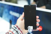 Huawei P10 in Graphite Black - Huawei P10 and P10 Plus hands-on