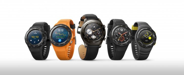 Huawei Mwc Hands On Watch 2 review