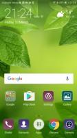 app drawer shortcut - Huawei P10 review