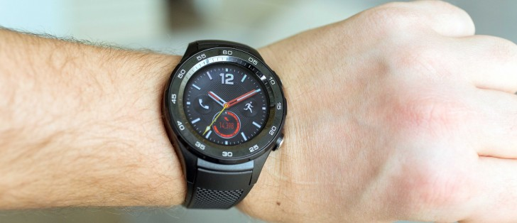 huawei 2 watch. huawei watch 2 review: time out