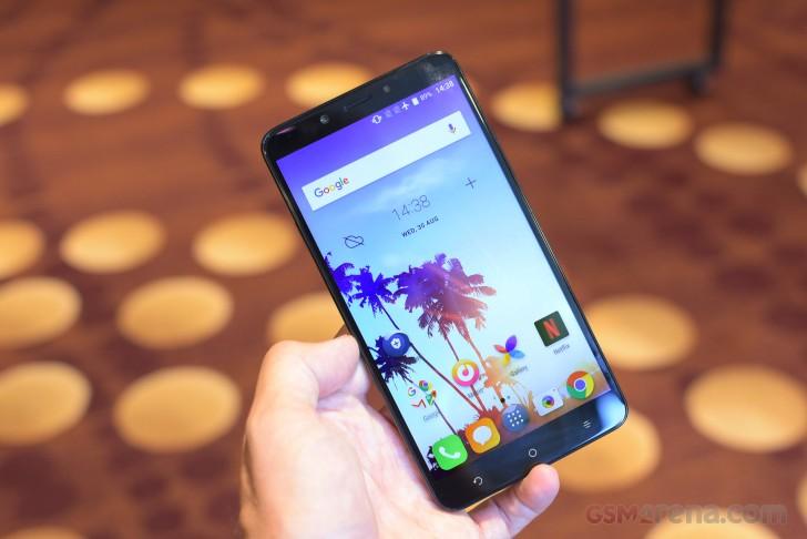 Ifa 2017 Alcatel A7 Xl  review