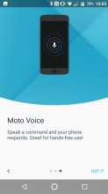 Voice - Lenovo Moto Z2 Force review