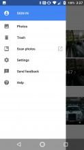 Offline: Menu - Lenovo Moto Z2 Force review