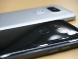 One does look better than the other, no? - LG G6 Hands-on review