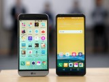 LG G6 vs LG G5 - more or less same physical dimensions, a lot more display - LG G6 Hands-on review
