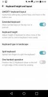 Settings - LG G6 review