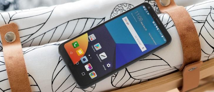 LG Q6 review: Telephony, loudspeaker, text input