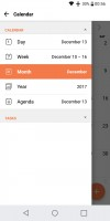 LG Calendar - LG Q6 Review