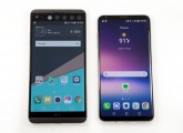 LG V30 vs. LG V20 - LG V30 hands-on