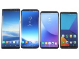Samsung Galaxy Note8 vs. Samsung Galaxy S8+ vs. LG V30 vs. LG G6 - LG V30 review