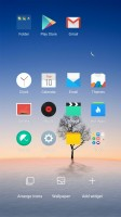 Organizing the homescreen - Meizu Pro 6 Plus review