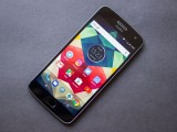 Front side - Moto G5 Plus review
