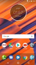 Moto UI - Moto G5s Plus review