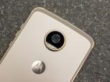Camera bump - Moto Z2 Play review
