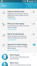 Moto Actions - Motorola Moto X4 review