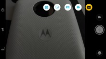 Camera modes - Motorola Moto Z2 Play review