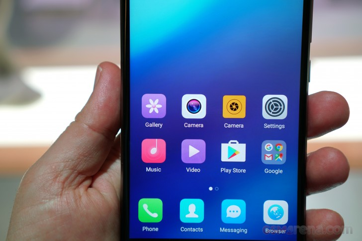 Gionee at MWC 2017
