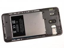 Cover off - Nokia 2 review