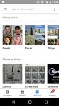 Google Photos - Nokia 2 review