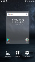 Homescreen editing - Nokia 3 review