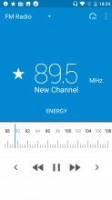 Radio app - Nokia 3 review