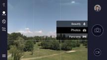 Camera UI - Nokia 5 review