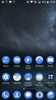 Default homescreen - Nokia 6 review