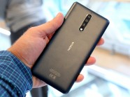 Nokia 8 color selection - Nokia 8 hands-on