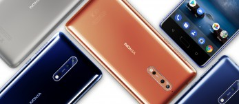 Hands-on Nokia 8 review: First impressions