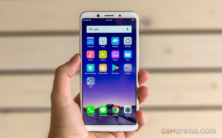 Android Apps: Oppo F5 review