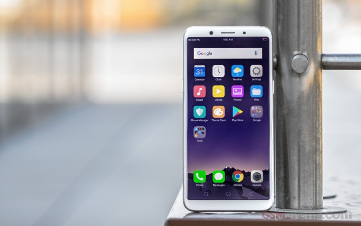 Oppo F5 review