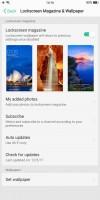 Lockscreen settings - Oppo R11s review