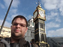 Razer Phone selfies: HDR Off - f/2.0, ISO 100, 1/1694s - Razer Phone review