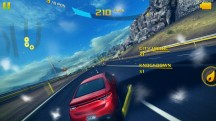 Asphalt 8 at QHD, 1080p, hitting 40-ish fps - Razer Phone review