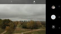 Razer camera UI - Razer Phone review