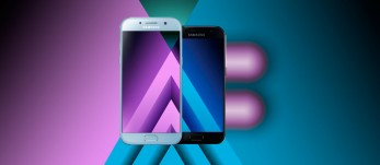 Samsung Galaxy A3 (2017) review: Bite-sized