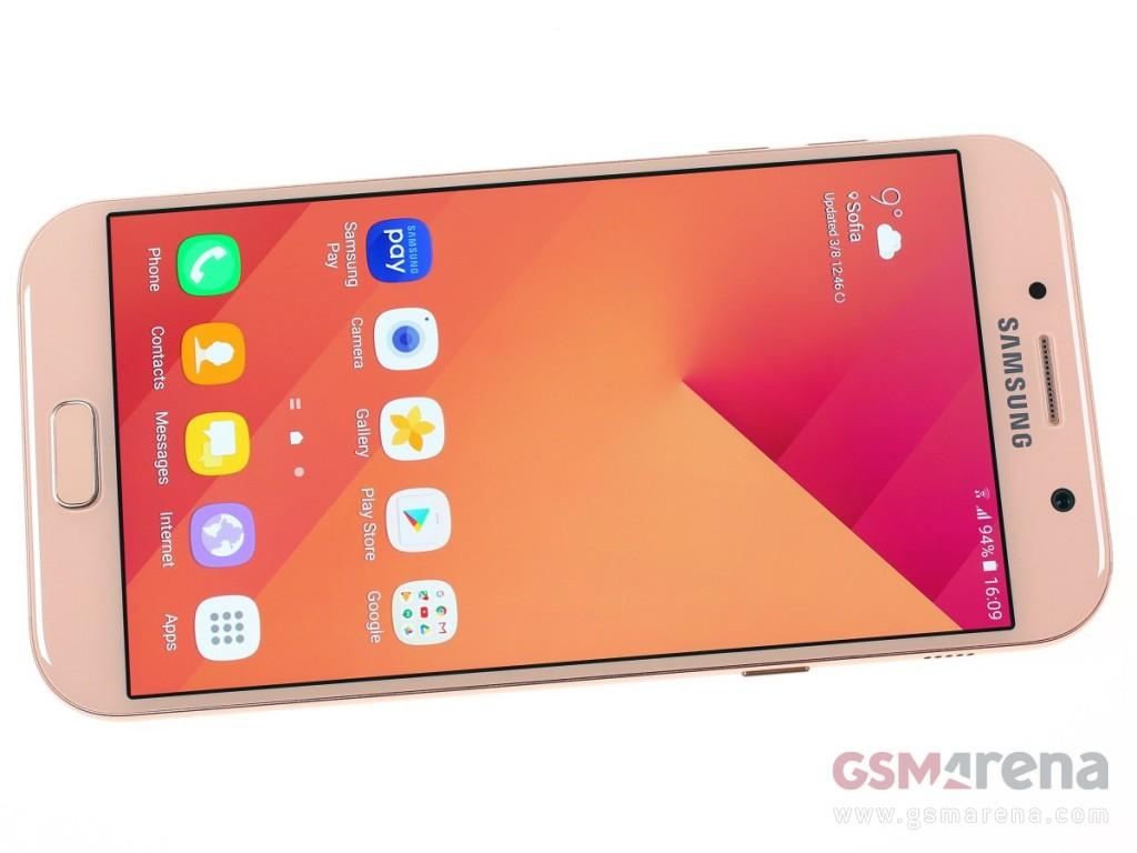 Samsung Galaxy A7 2017 Pictures Official Photos