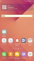 Homescreen - Samsung Galaxy A7 (2017) review
