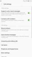 Blocking unwanted calls - Samsung Galaxy A7 (2017) review